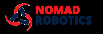 LOGO NOMAD ROBOTICS moins large